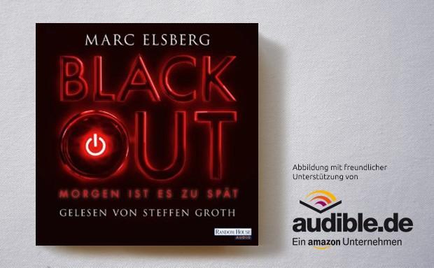 Marc Elsberg: Blackout (Hörbuch)
