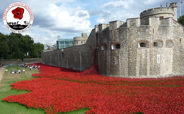 London: Blood Swept Lands  and Seas of Red