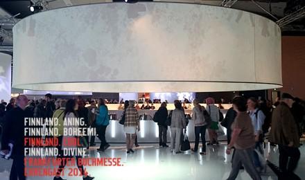 Frankfurter Buchmesse 2014: Ehrengast Finnland