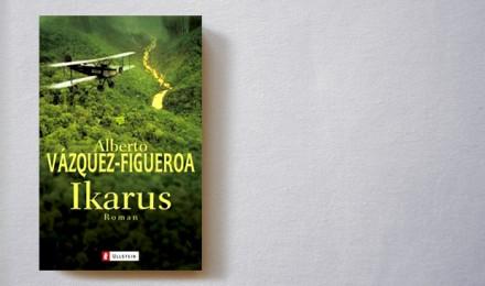 Alberto Vázquez-Figueroa: Ikarus