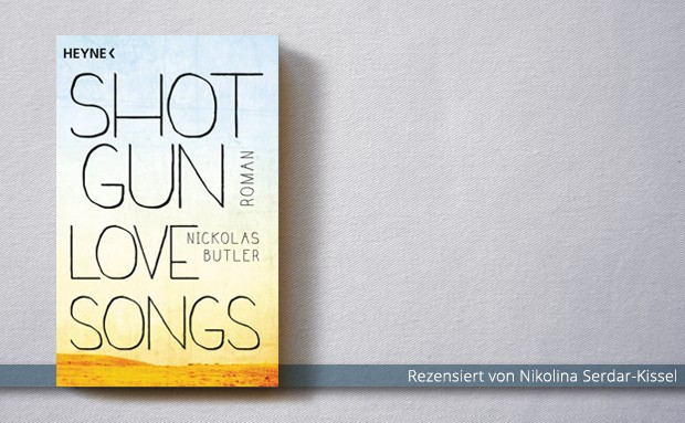 Nickolas Butler: Shotgun Lovesongs