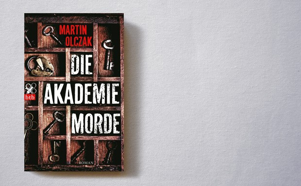 Martin Olczak: Die Akademiemorde