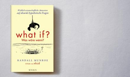 Randall Munroe: What if?