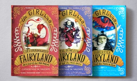 Catherynne M. Valente: Fairyland Saga