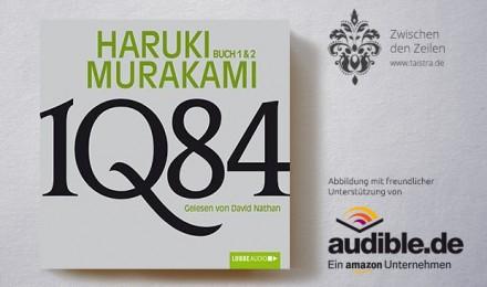 Haruki Murakami: 1Q84  |  Buch 1 & 2