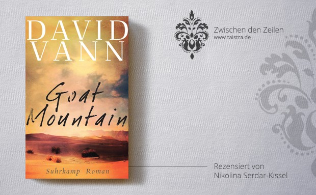 David Vann: Goat Mountain